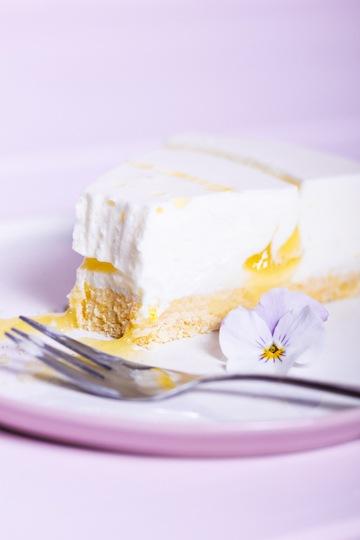 Rezept Zitronen-Joghurt-Torte