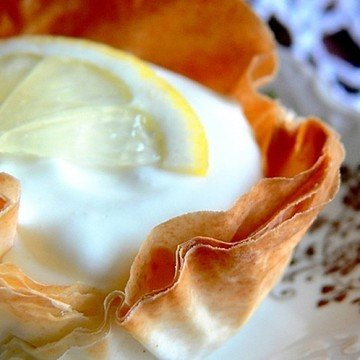 Rezept Zitronen-Joghurtmousse