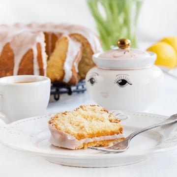 Rezept Zitronen-Kokos-Kuchen