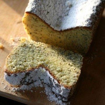 Rezept Zitronen-Mohn-Cake