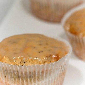 Rezept Zitronen Mohn Muffins