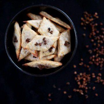 Rezept Zitronen-Pfeffer-Cracker
