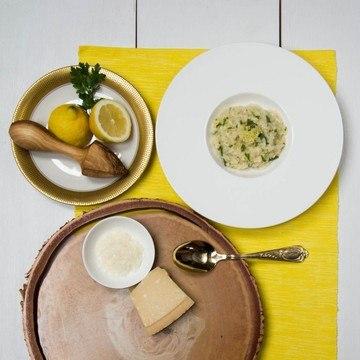 Rezept Zitronen Risotto