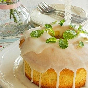 Rezept Zitronen Sandkuchen