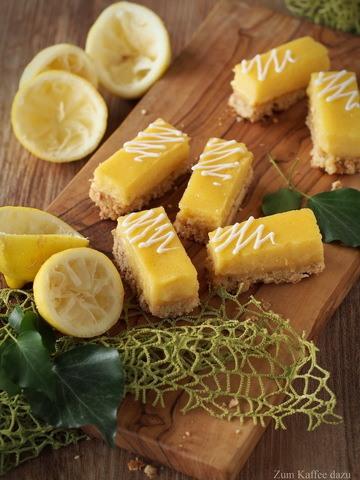 Rezept Zitronencreme-Schnittchen