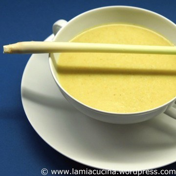 Rezept Zitronengras-Curry-Suppe