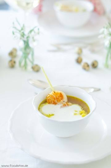 Rezept Zitronengrassuppe