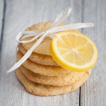 Rezept Zitronenkekse mit Vanille und weißer Schokolade