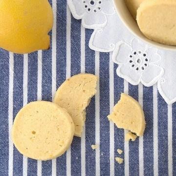 Rezept Zitronenkekse