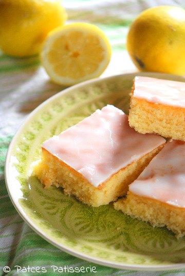 Rezept Zitronenkuchen vom Blech & Stippmilch-Zitronen-Eis