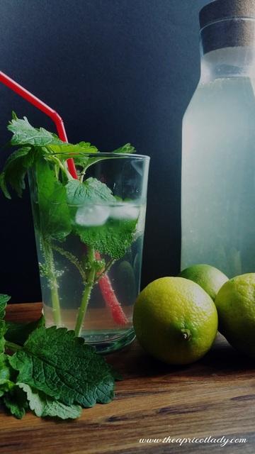 Rezept Zitronenmelissensirup mit Limetten