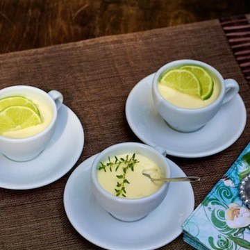 Rezept Zitronenpudding