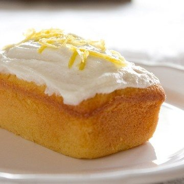 Rezept Zitroniger Zitronenkuchen