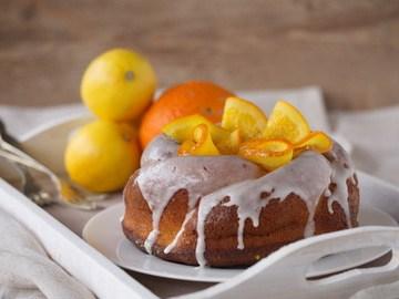 Rezept Zitruskuchen mit Buttermilch
