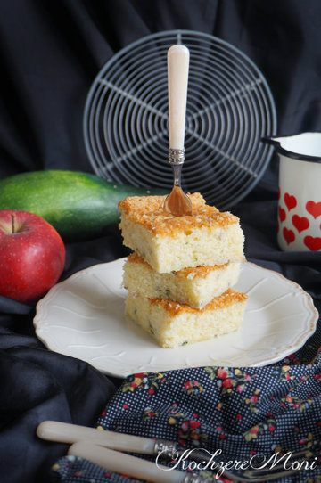 Rezept Zucchini Apfel Kuchen vom Blech