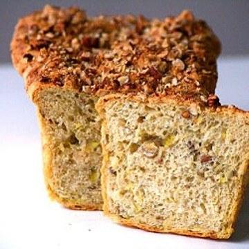 Rezept Zucchini-Brot