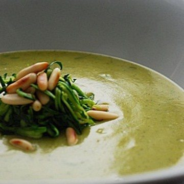 Rezept Zucchini-Kartoffel-Suppe