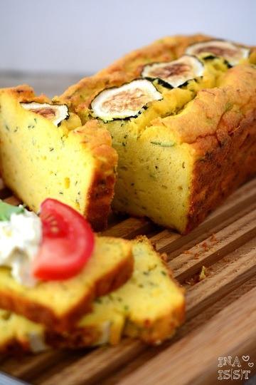 Rezept Zucchini-Maisbrot