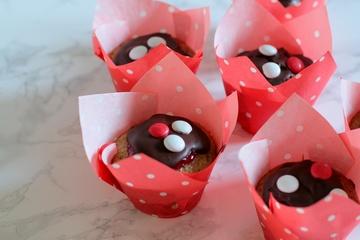 Rezept Zucchini Muffins
