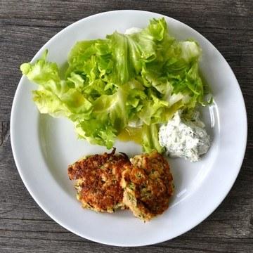 Rezept Zucchini-Plätzchen
