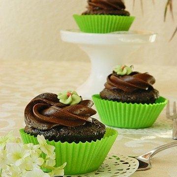 Rezept Zucchini-Schoko-Muffins