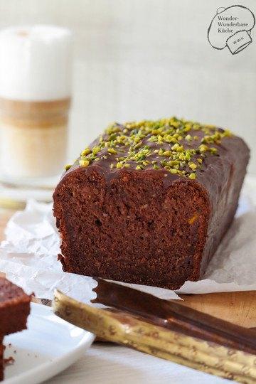 Rezept Zucchini-Schokoladen-Kuchen