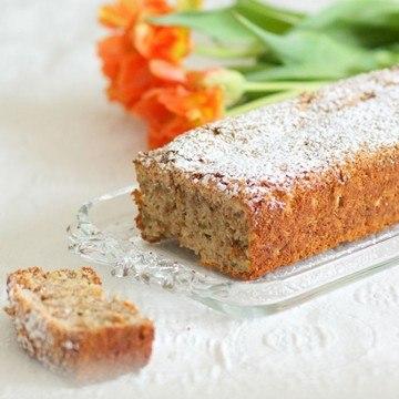 Rezept Zucchini-Walnuss-Kuchen