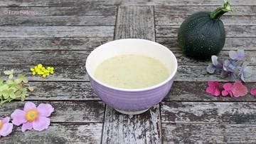 Rezept Zucchinicremesuppe