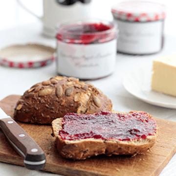 Rezept Zwetschgen-Apfel-Brombeer-Marmelade