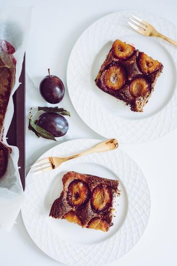 Rezept Zwetschgen-Blechkuchen