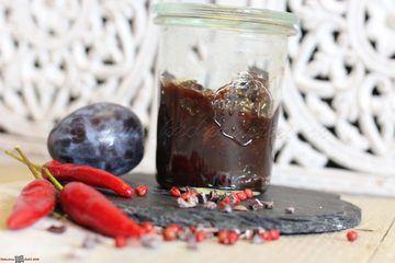 Rezept Zwetschgen-Chili-Chutney