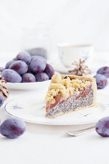 Rezept Zwetschgen-Mohn-Kuchen
