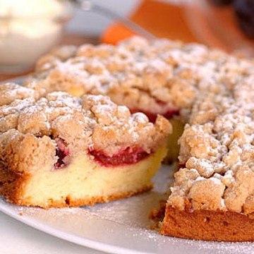 Rezept Zwetschgen-Streusel-Kuchen