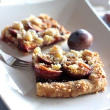 Rezept Zwetschgenkuchen mit Streuseln
