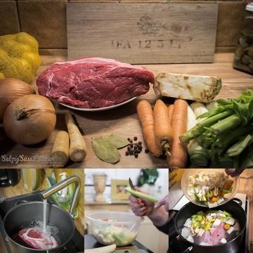 Rezept Zwiebelfleisch - ein westfälisches Gericht
