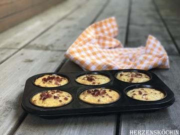 Rezept Zwiebelkuchen Muffins
