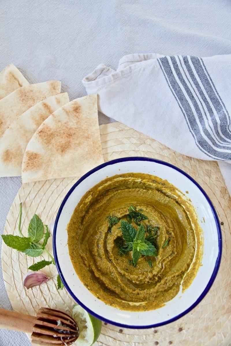 Rezept Adasi - persischer Linsen-Aufstrich