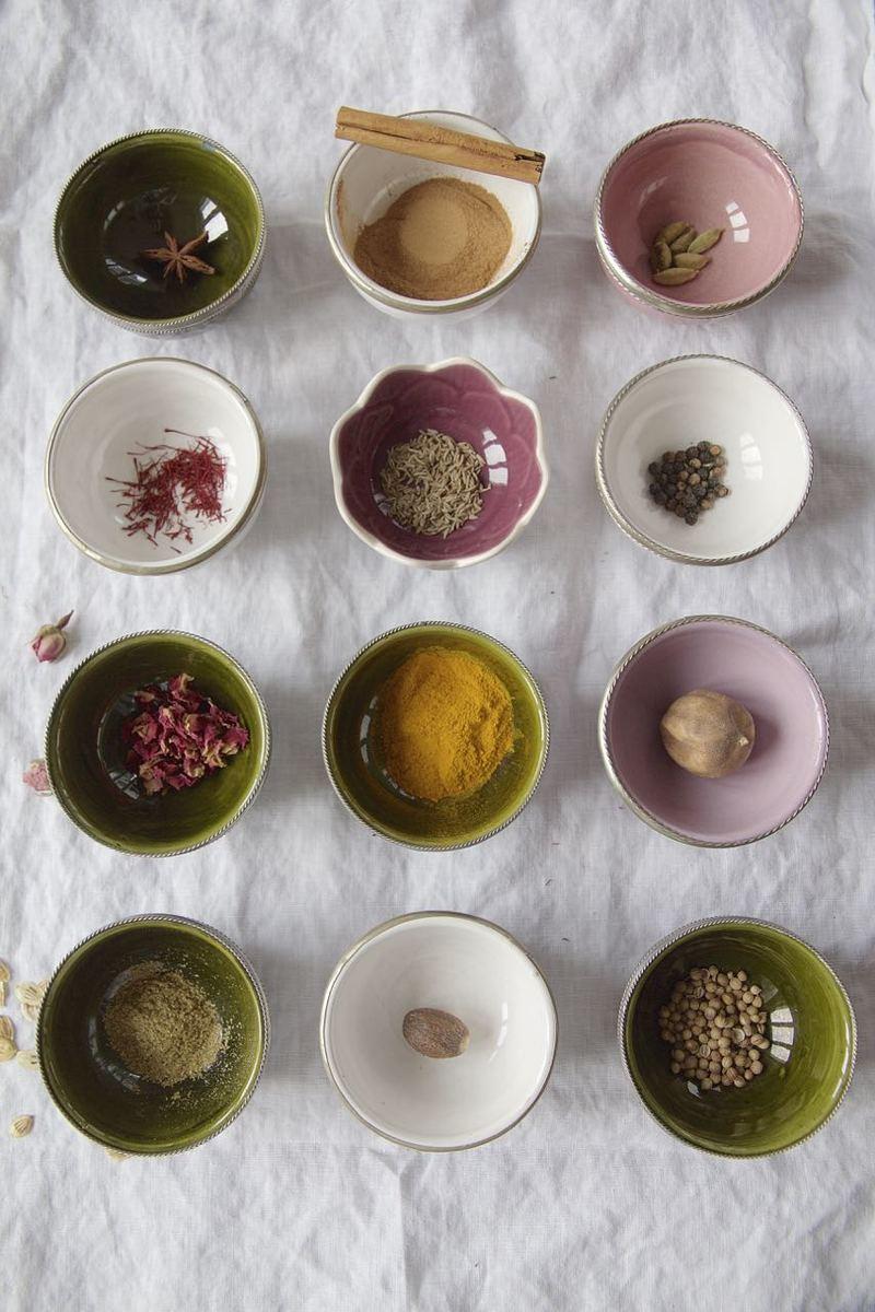 Rezept Advieh - persische Gewürzmischung