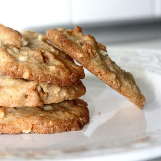 Rezept Amarettini Cookies