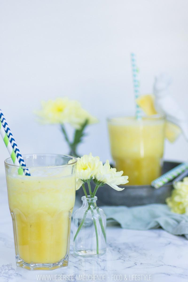 Rezept Ananas-Kokos-Drink