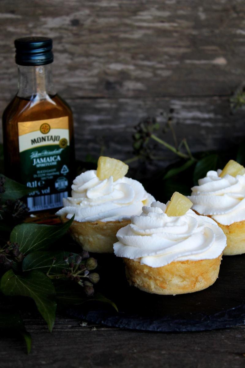 Rezept Ananas-Rum-Zauberkuchen