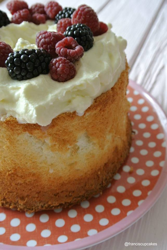Rezept Angel Food Cake