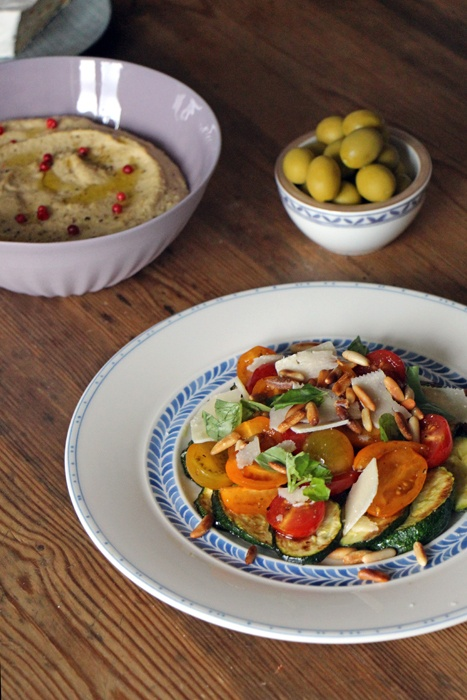 Rezept Antipasti-Salat
