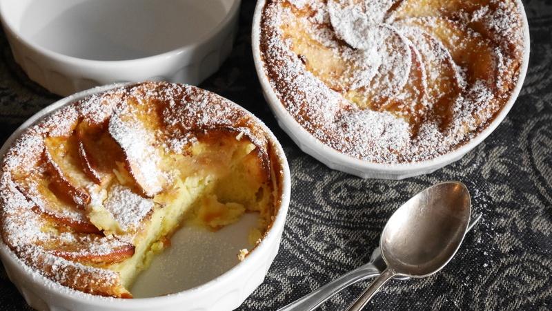 Rezept Apfel-Clafoutis