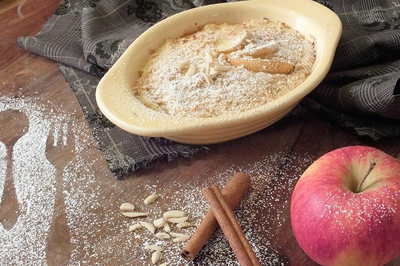 Rezept Apfel-Kartoffel-Auflauf