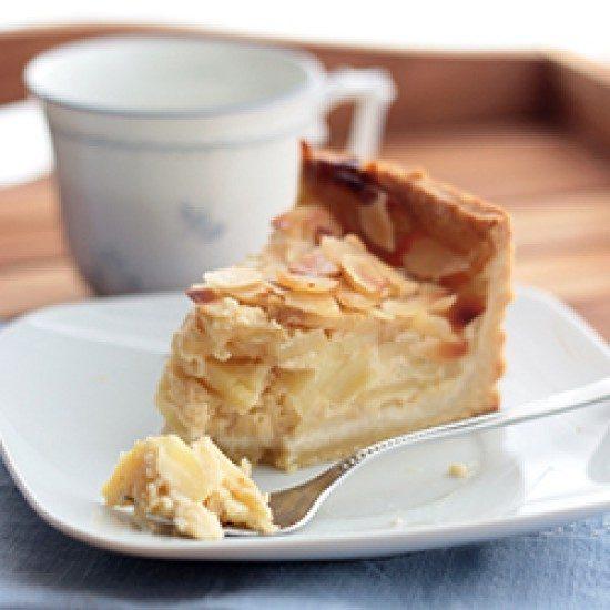 Rezept Apfel-Marzipan-Kuchen