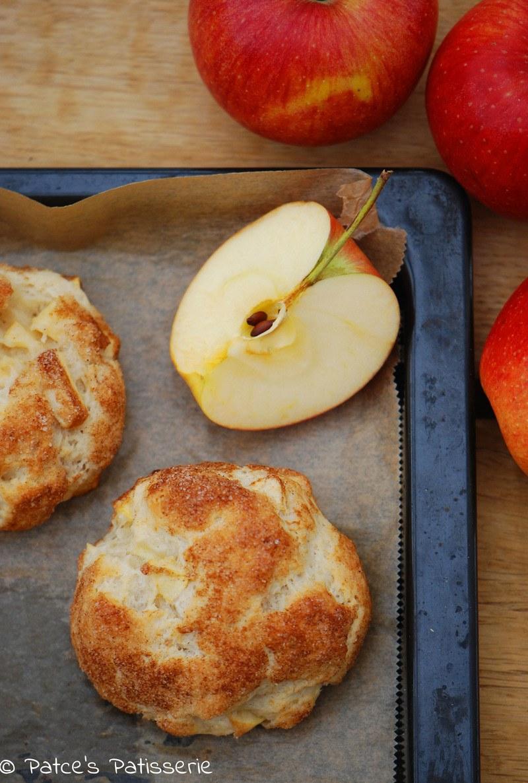 Rezept Apfel-Quark-Bällchen mit Zimtzuckerkruste