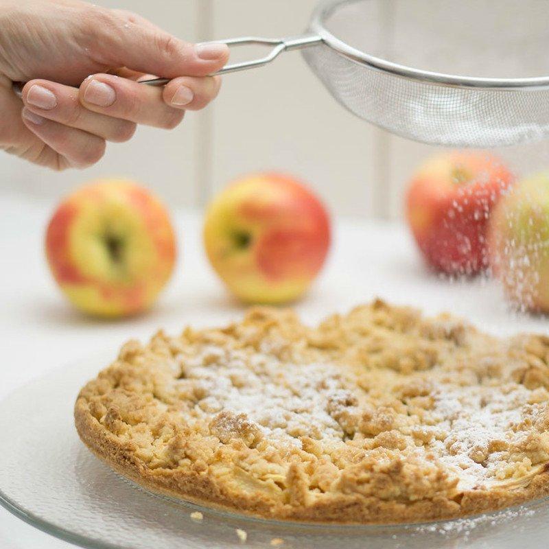 Rezept Apfel-Streusel-Tarte
