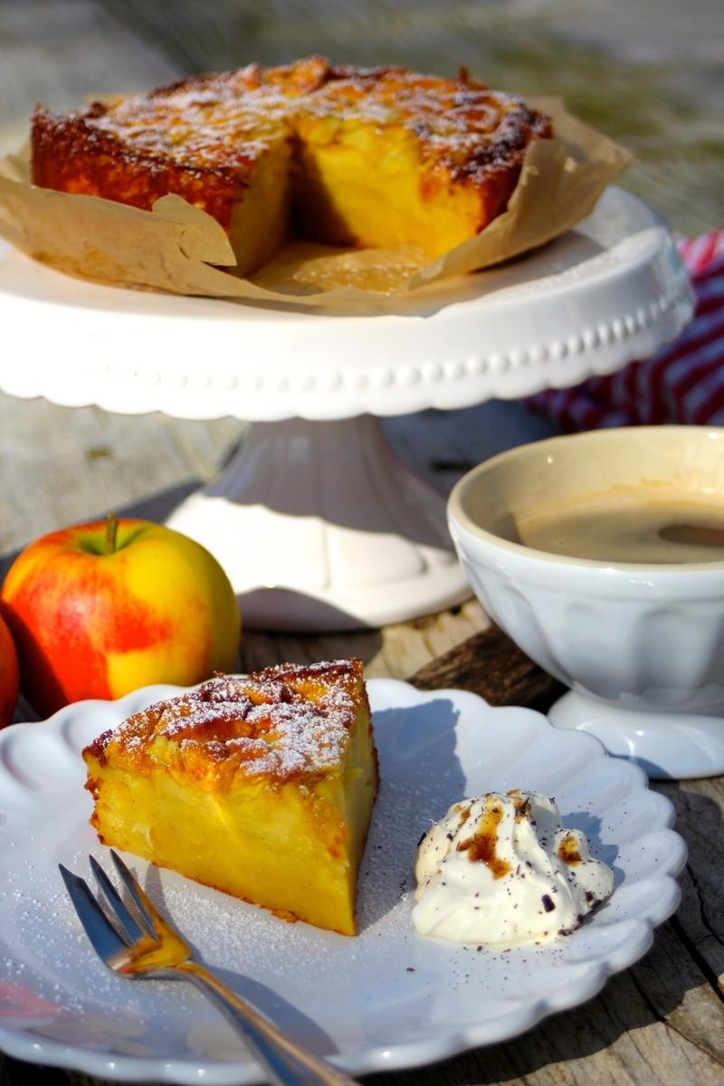 Rezept Apfel-Vanille-Superkuchen