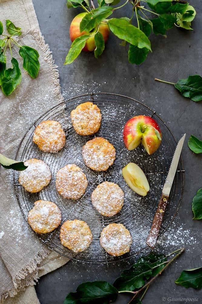 Rezept Apfel-Zimt-Cookies